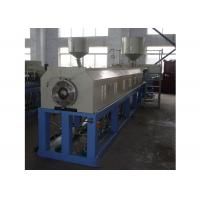 Buy cheap Single Screw PE Foam Sheet Extrusion Line / Plastic Foam Panel Extrusion Equipment from Wholesalers