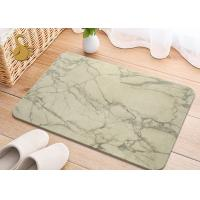 Quality Diatomite High Absorbent Printed Non Slip Area Rugs Dry Quickly Non Slip Bathroom Mats wholesale