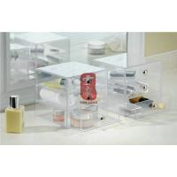Clear Acrylic Countertop Display / product Laser acrylic display shelves