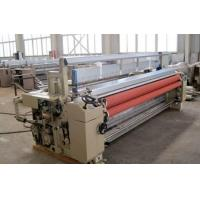 water jet loom with cam shedding