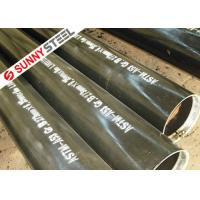 China ASTM A53 Grade B Carbon Steel Seamless Pipes on sale