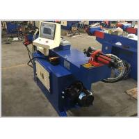 Buy cheap Full Automatic Hydraulic Exhaust Pipe Bender , Pipe Bending Equipment Easy from wholesalers