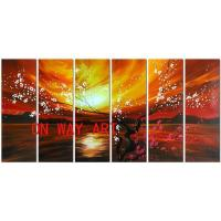 Buy cheap Onway Art Abstract handmade Oil Painting from Wholesalers