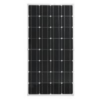 China Mono 100 Watt Solar Panel , Polycrystalline PV Solar Panel For Home Use / Roof Cart on sale