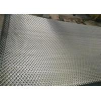 Buy cheap 18mm × 50mm Expanded Metal Wire Mesh Diamond Hole With 2 mm Thickness from Wholesalers