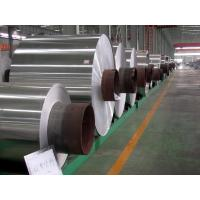 Buy cheap Embossed Stucco Aluminum Coil For Refrigerator Production 0.06 - 3.0 mm Thickness from wholesalers