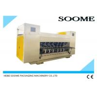 Buy cheap NC Computer Control Thin Blade Slitter Scorer Machine For Packaging 12 Months Warranty from Wholesalers