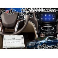 Buy cheap Android 6.0 Car Multimedia Navigation System for Cadillac XTS CUE System 2014-2018 Российский рынок from wholesalers