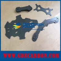 Buy cheap 3K carbon fiber sheet for gift parts from Wholesalers