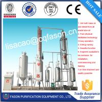 China 2-100 T/D energy saving mustard oil refinery equipment on sale