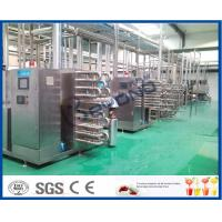 Buy cheap Fruit Juice Beverage Production Equipment With Beverage Filling Machine from wholesalers