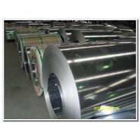 Buy cheap SGS Certificate Galvanized Iron Rolls Steel Sheet Coil, GI Rolls from Wholesalers