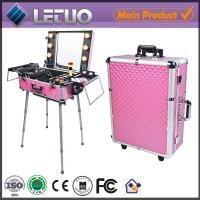 Buy cheap LT-MCL0030 online shopping rolling makeup case with lights cosmetic bags cases from Wholesalers