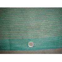 Dark Green Construction Safety Netting For Scaffolding , HDPE Building Net