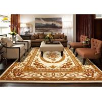 High End Custom Home Textile Carpet Wool Blend For Private Residence