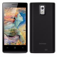 Buy cheap Doogee DG450 4.5inch 854x480 MT6582 quad core IPS 1.3GHz WCDMA 1GB 4GB 8MP 2300Ah from wholesalers