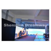 Quality Nationstar SMD2727 6 mm pp Outdoor LED Screen Rental with 576 x 576 mm Cabinet wholesale