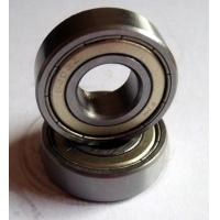 Buy cheap Carbon Steel Deep Groove Ball Bearing 6202-2RS , 6202-ZZ , Single Row from Wholesalers