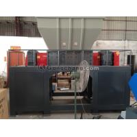 Buy cheap Refrigerator shredder Two shaft shredder for large materials factory from wholesalers
