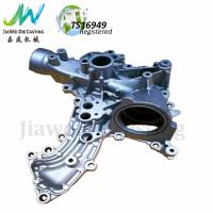 Automobile Custom Diecast Parts , Aluminium Power Transmission Components
