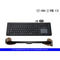 Quality Layout Customized Waterproof   2.4GHz Wireless Keyboard with Function Keys wholesale