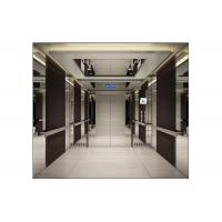 Environmentally friendly Machine Room Elevator with G15 Control System