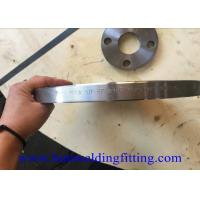 Buy cheap Forged Flange DN 150A 10KG Slip on flange JIS for connection A105 RF from wholesalers
