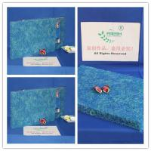China 2M Length Durable Aquarium Filter Mat Fish Farm Industrial Liquid Filters on sale