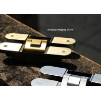 Buy cheap 3D Adjustable Concealed Cabinet Door Hinges 180 Degree Hinges 160*28*32mm from Wholesalers