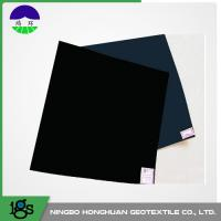 Quality Anti Corrosion HDPE Polyethylene Pond Liner For Secondary Containment 3MM wholesale