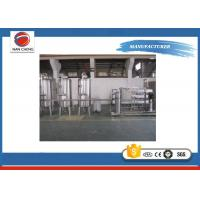 China Large Capacity Reverse Osmosis Equipment , High Efficient Pure Water Ro Filter System on sale
