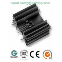 Buy cheap high quality aluminum heat sink shapes/ profiles from Wholesalers