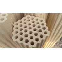 Buy cheap Customrized Size Silica Refractory Bricks Checker 96% Above for Hot Air Furnace from Wholesalers