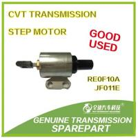 Buy cheap GOOD USED CVT2 transmission PARTS RE0F10A/JF011E/ Step motor/Stepper from wholesalers