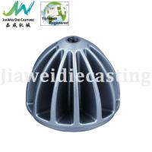 High Pressure Aluminum Die Casting LED Light Housing IATF 169494 Approval