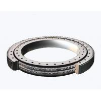 Buy cheap High Precision Cross Roller Bearing Without Gear Teeth , VU140179 Slewing Ring Turntable  from Wholesalers