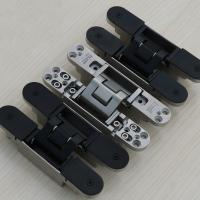 Buy cheap High Quality 180 Concealed 3D Hidden Door Hinge from Wholesalers