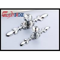 Buy cheap 120mm White Crystal Drawer Handles And Knobs Decorative Arcylic Wine Cabinet Pulls Furniture Hardware Fittings from Wholesalers