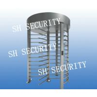 Buy cheap Auto Revolving Full Height Turnstile from wholesalers
