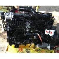 China Water Cooled Dump Cummins Diesel Truck Engines , Automobile Diesel Engine Replacement on sale