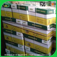 Buy cheap High Quality GRADE A Super White 70 75 80 GSM A4 Paper Copy Paper from Wholesalers