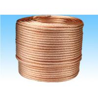 Buy cheap Electrician Copper Wire Blank For Electric Transmission Line Overhead ACSR from Wholesalers