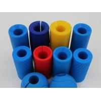 Buy cheap Silicone Rubber Foam Handle Grips / Foam Bike Handlebar Grips Strong Wear Resistance from Wholesalers