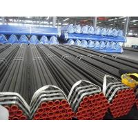 China API 5L X42 X46 X52 X80 Carbon Steel Pipe Black Painting Round Steel Tubing on sale