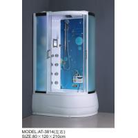 Safety Complete Shower Cabins Left / Right ABS Complete Shower Room With Tray