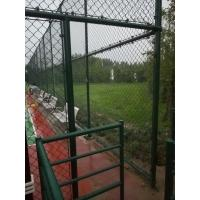 Quality Galvanized Steel Chain Link Fence For Sport Ground / School / Garden for sale