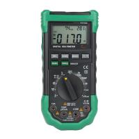 Buy cheap MS8229 Digital Multimeter 5 in 1 Noise Illumination Temperature Humidity Tester from wholesalers