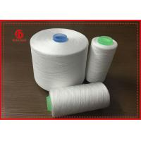 Quality Less Broken Ends Polyester Spun Yarn for Sewing Threads , 100% Polyester Yarn wholesale