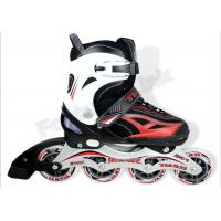 Buy cheap Combo Shoes Semi-Soft Inline Hockey Skates Wheels with ABEC-7 Carbon Bearing from Wholesalers
