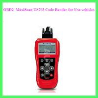 Buy cheap MaxiScan US703 Code Reader for Usa vehicles from Wholesalers